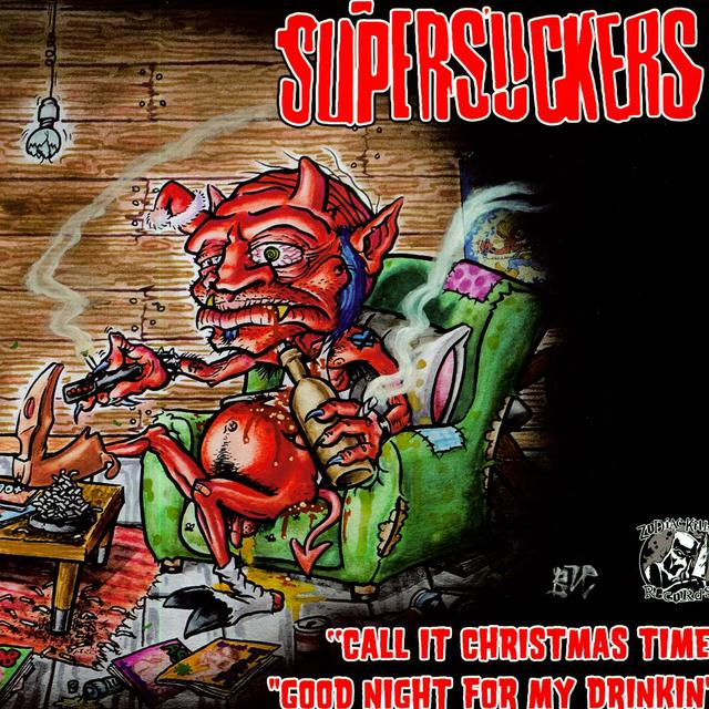 Supersuckers SPLIT (EP) Vinyl Record