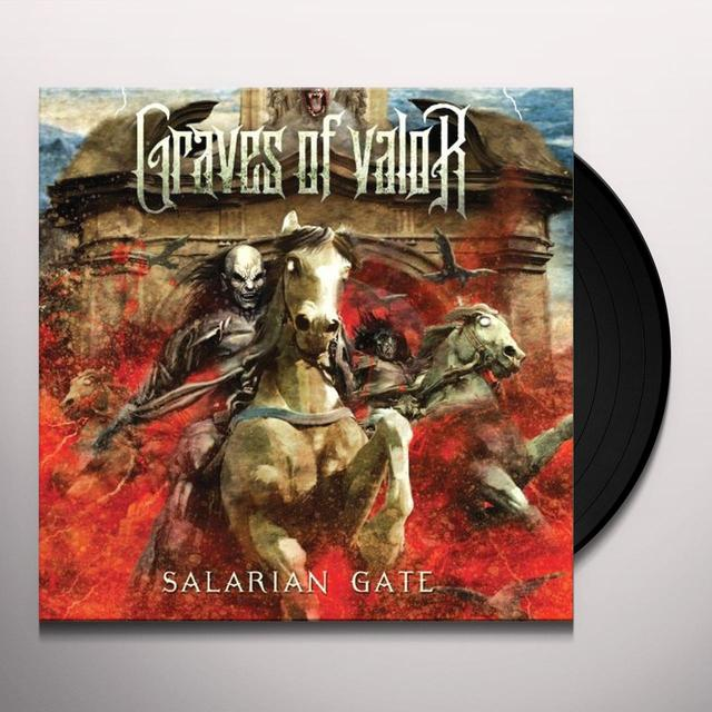 Graves Of Valor SALARIAN GATE Vinyl Record