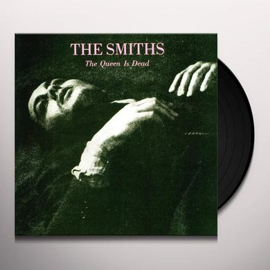 The Smiths QUEEN IS DEAD Vinyl Record