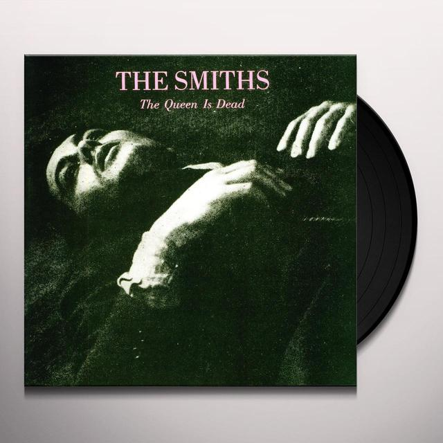 The Smiths QUEEN IS DEAD Vinyl Record - 180 Gram Pressing, Remastered