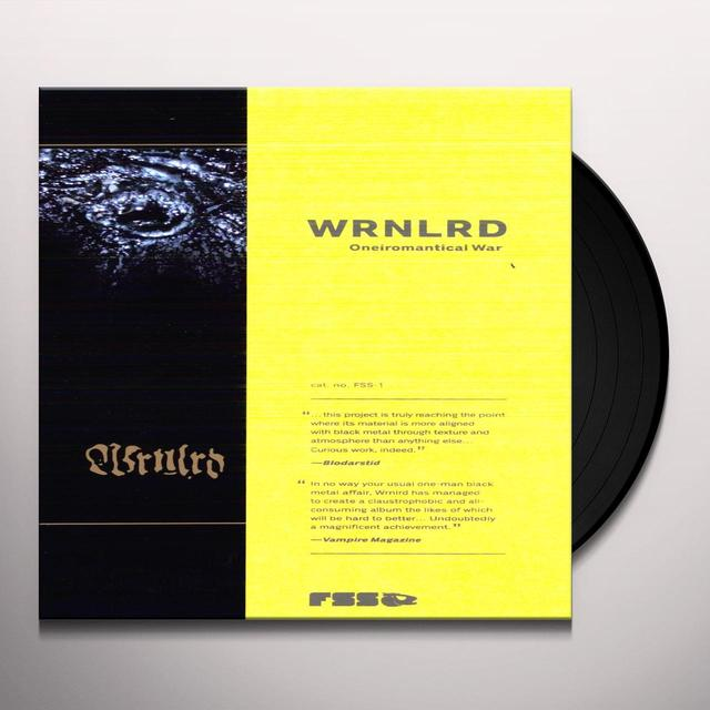 Wrnlrd ONEIROMANTICAL WAR Vinyl Record - Limited Edition, 180 Gram Pressing, Digital Download Included