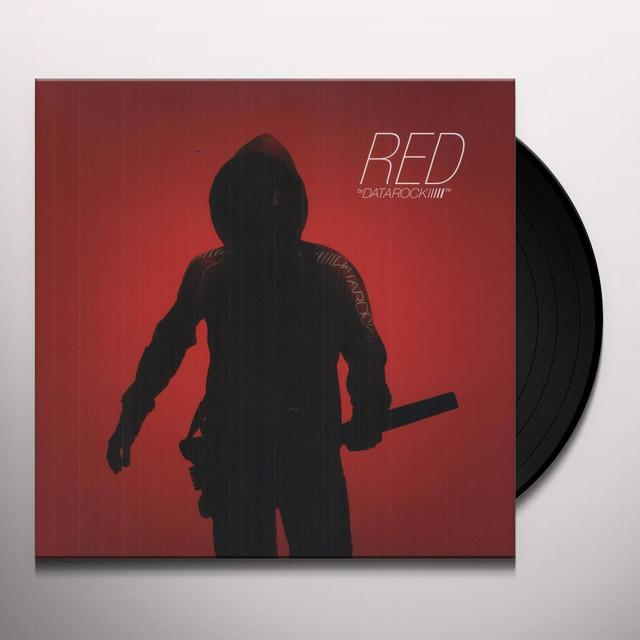 Datarock RED Vinyl Record