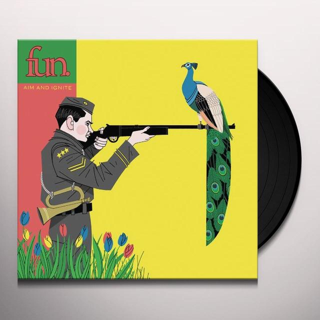 Fun. AIM & IGNITE Vinyl Record