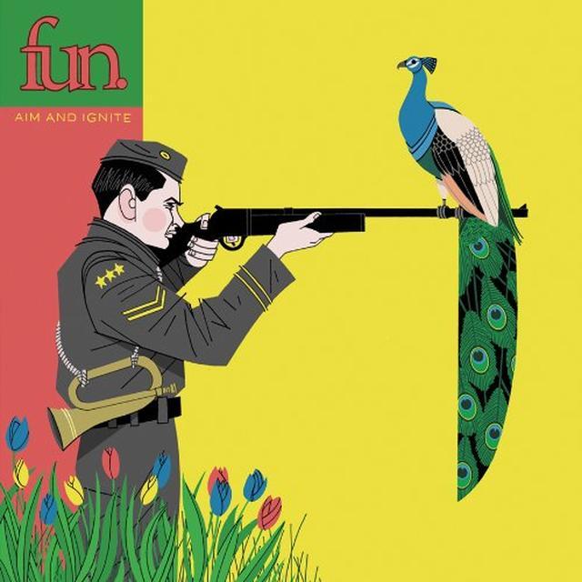 Fun. AIM & IGNITE Vinyl Record