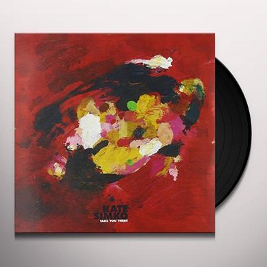Kate Simko TAKE YOU THERE (EP) Vinyl Record