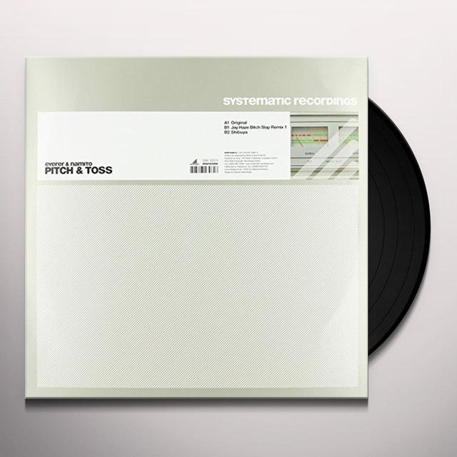 Martin / Namito Eyerer PITCH & TOSS Vinyl Record
