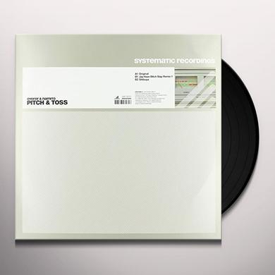 Martin / Namito Eyerer PITCH & TOSS (EP) Vinyl Record