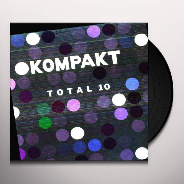 KOMPAKT TOTAL 10 / VARIOUS Vinyl Record