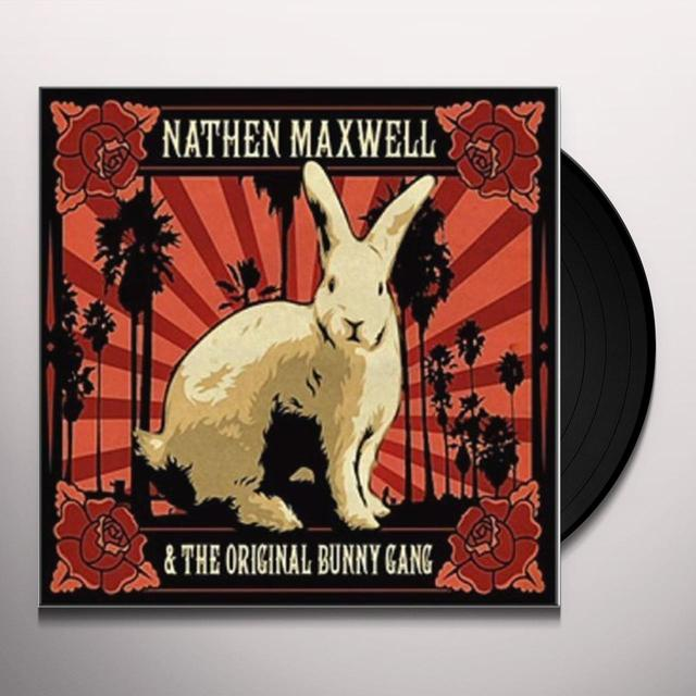 Nathen Maxwell & Original Bunny Gang WHITE RABBIT (DIG) Vinyl Record