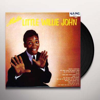 MISTER LITTLE WILLIE JOHN Vinyl Record