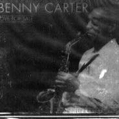 Benny Carter LOVE FOR SALE Vinyl Record