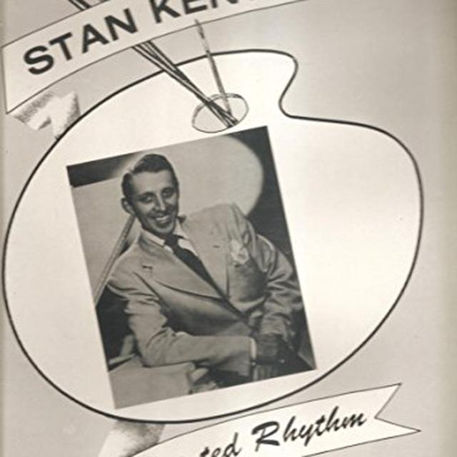 Stan Kenton PAINTED RHYTHM Vinyl Record