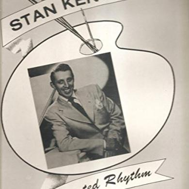 Stan Kenton PAINTED RHYTHM Vinyl Record