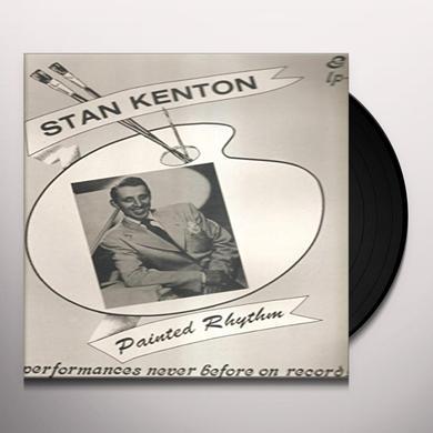 Stan Kenton PAINTED RHYTHM Vinyl Record - 180 Gram Pressing