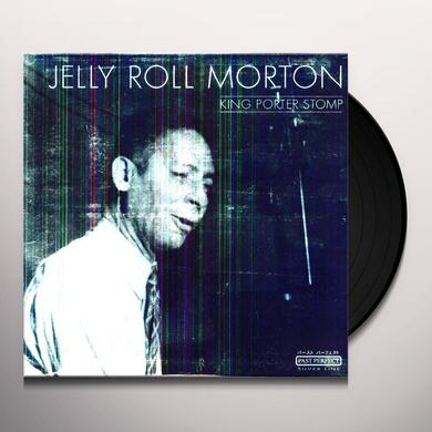Jelly Roll Morton KING PORTER STOMP Vinyl Record - 180 Gram Pressing