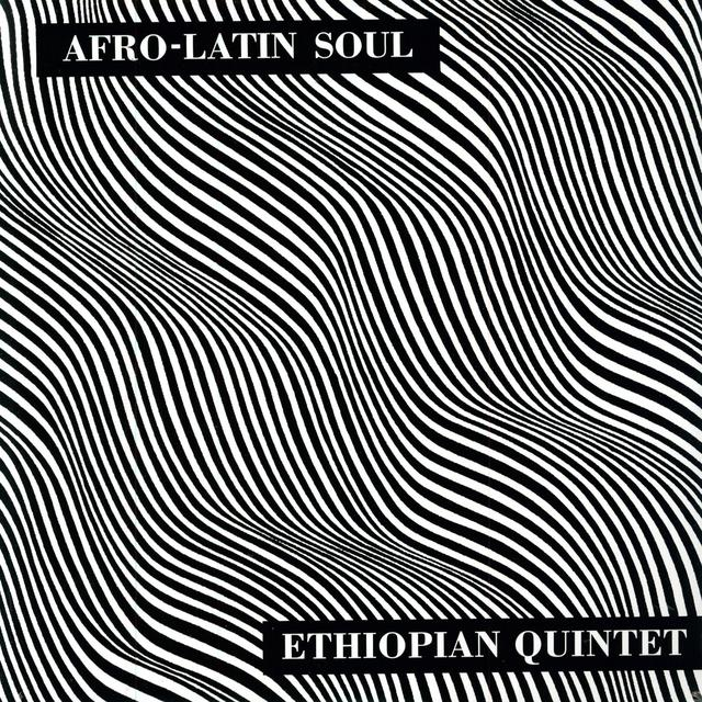 Mulatu Astatke AFRO LATIN SOUL Vinyl Record