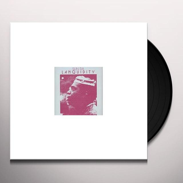 LANQUIDITY Vinyl Record
