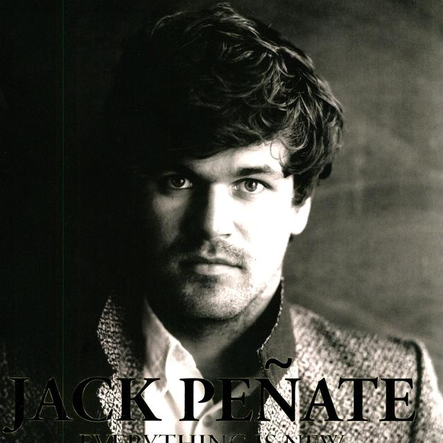 Jack Penate EVERYTHING IS NEW Vinyl Record