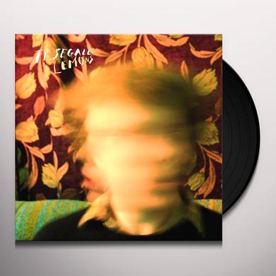 Ty Segall LEMONS Vinyl Record