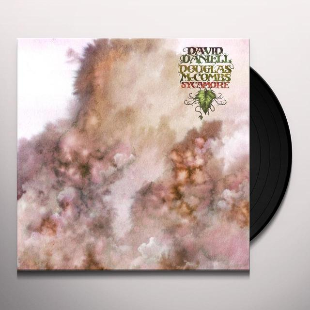 David Daniell / Douglas Mccombs SYCAMORE Vinyl Record - Limited Edition