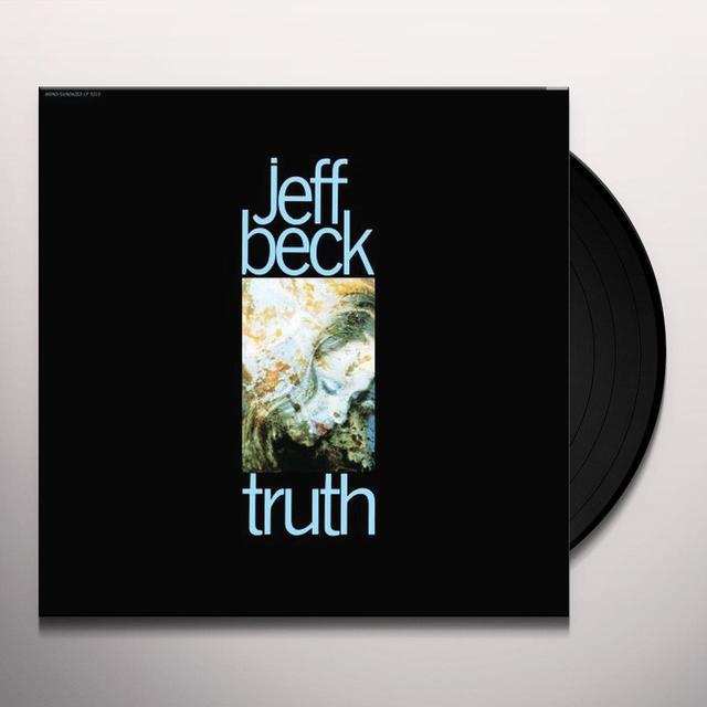 Jeff Beck TRUTH Vinyl Record