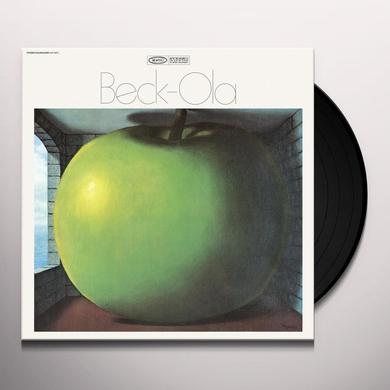 Jeff Beck BECK-OLA Vinyl Record