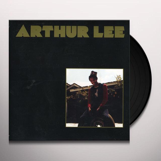 Arthur Lee ACOUSTIC DEMOS 1971 Vinyl Record - Picture Disc