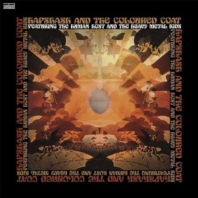 Hapshash & Coloured Coat & Heavy Metal Kids HAPSHASH & COLOURED COAT Vinyl Record