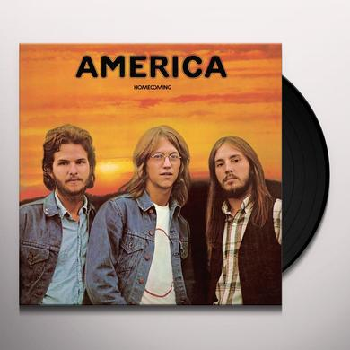 America HOMECOMING Vinyl Record