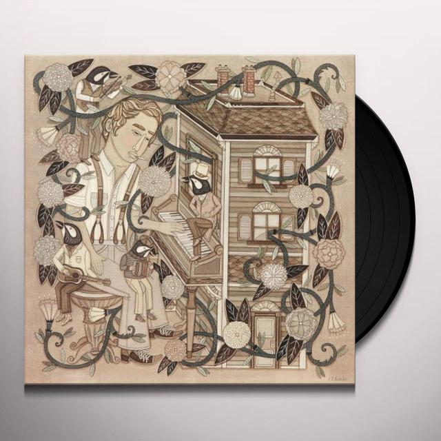 Brendan Benson MY OLD FAMILIAR FRIEND Vinyl Record - w/CD, 180 Gram Pressing