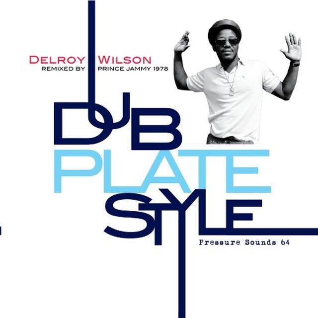 Delroy Wilson DUB PLATE STYLE Vinyl Record