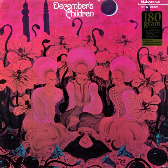 DECEMBER'S CHILDREN Vinyl Record - 180 Gram Pressing