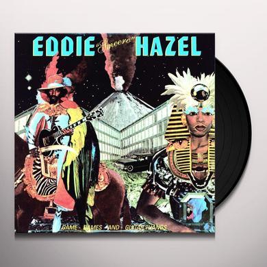 Eddie Hazel GAMES DAMES & GUITAR THANGS Vinyl Record - 180 Gram Pressing