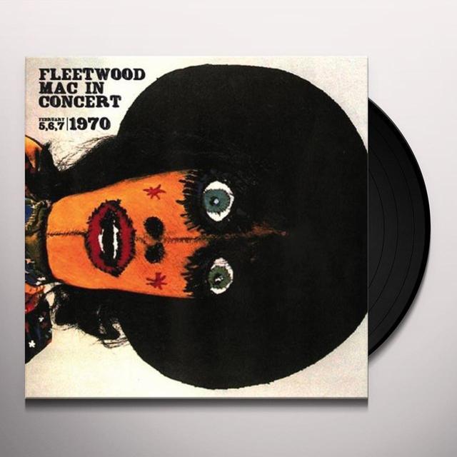 Fleetwood Mac LIVE AT THE BOSTON TEA PARTY Vinyl Record