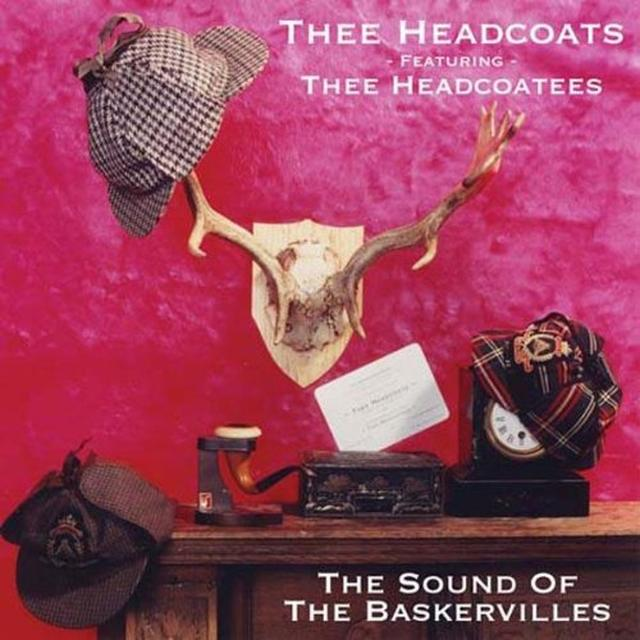 Headcoats SOUND OF THE BASKERVILLES Vinyl Record - 180 Gram Pressing