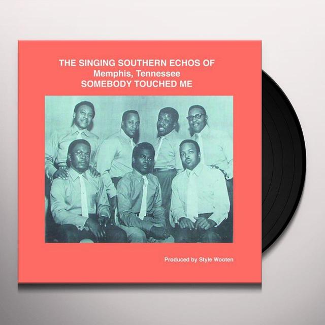 Designer Records Presents SINGING SOUTHERN ECHOES OF MEMPHIS TENNESSEE Vinyl Record