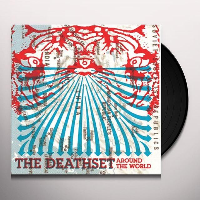 The Death Set AROUND THE WORLD Vinyl Record