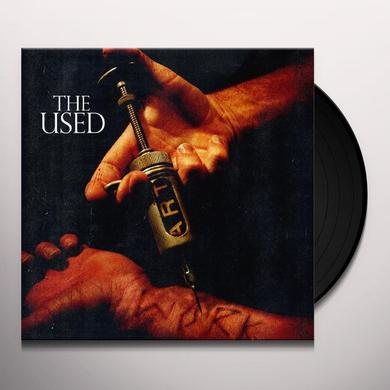 The Used ARTWORK (Vinyl)