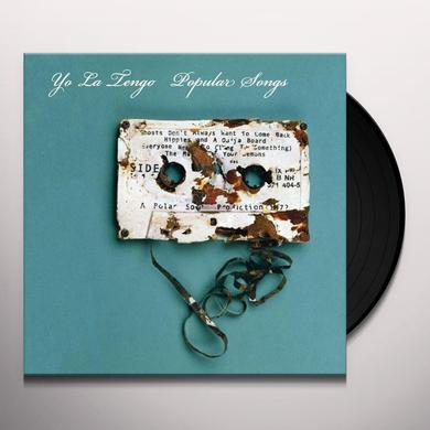 Yo La Tengo POPULAR SONGS Vinyl Record