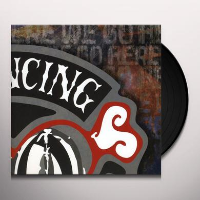 The Bouncing Souls 20TH ANNIVERSARY SERIES 2 Vinyl Record