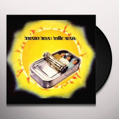 Beastie Boys HELLO NASTY Vinyl Record