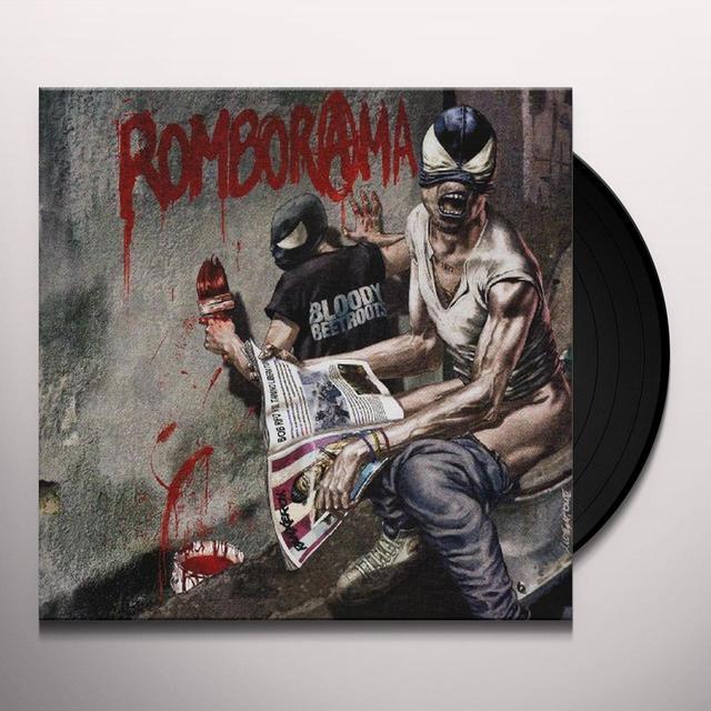 Bloody Beetroots ROMBORAMA (Vinyl)