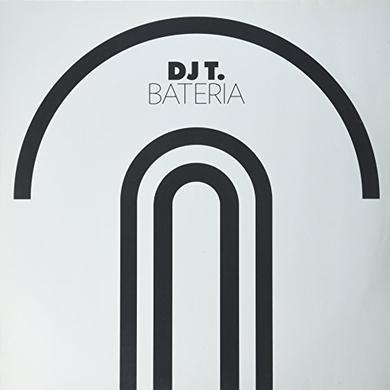 DJ T-Rock & Squashy Nice BATERIA Vinyl Record