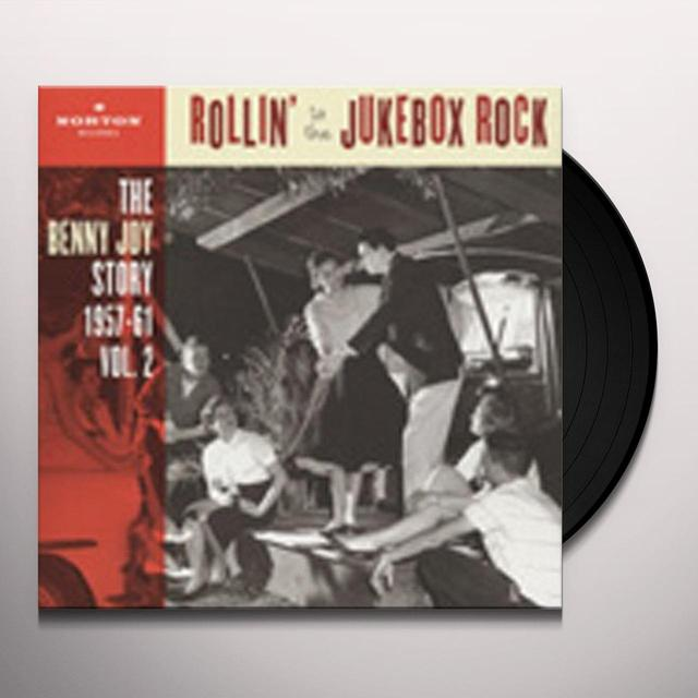 Benny Joy ROLLING TO THE JUKEBOX ROCK 2 Vinyl Record