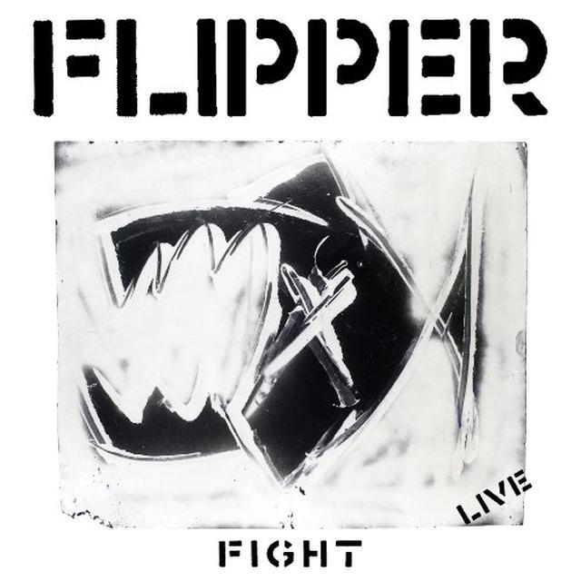 Flipper FIGHT: LIVE Vinyl Record - 180 Gram Pressing