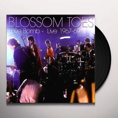 Blossom Toes LOVE BOMB: LIVE 1967-69 Vinyl Record