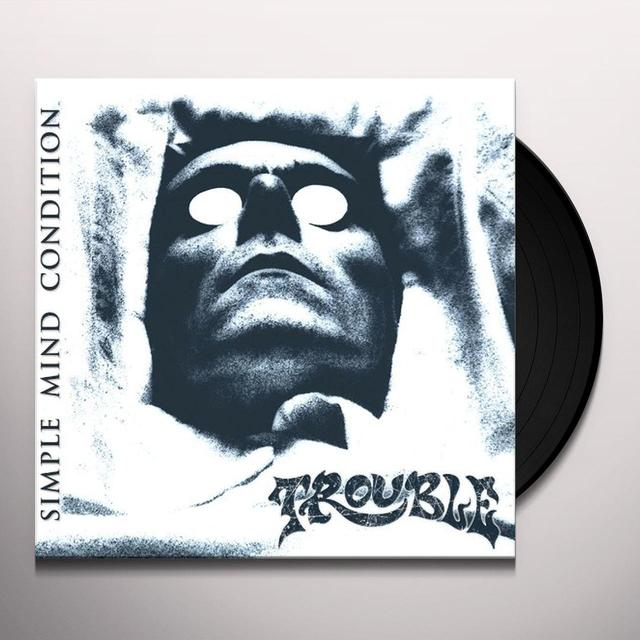 Trouble SIMPLE MIND CONDITION Vinyl Record