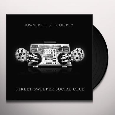 STREET SWEEPER SOCIAL CLUB Vinyl Record