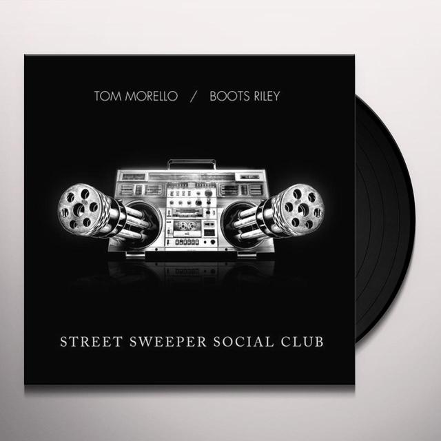 STREET SWEEPER SOCIAL CLUB Vinyl Record