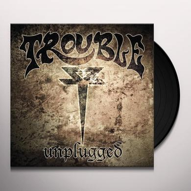Trouble UNPLUGGED Vinyl Record